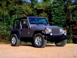 1997 Jeep Wrangler Rubicon